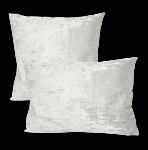 mv102a off white diamond crushed velvet cushion cover pillow case cust size home decor uniforce home decor pillows