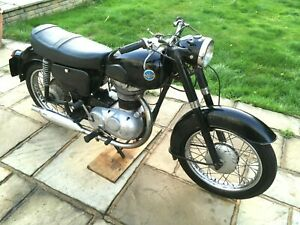 AJS 250 MODEL 14 1959 MODEL BARN FIND RESTORATION PROJECT SPARES OR REPAIR