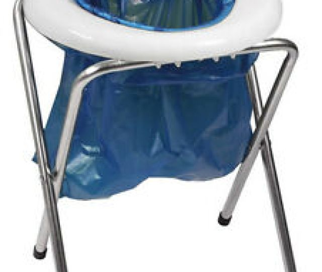 Image Is Loading Portable Camping Toilet Camp Toilet Commode With