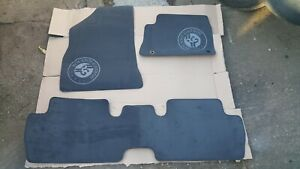 details sur peugeot 5008 3008 roland garros tapis de voiture sol tapis veritable luxe 3pc set afficher le titre d origine