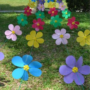 details sur set de moulin a vent decoration exterieur de jardin maison jouet enfants