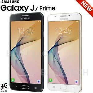 Samsung Galaxy J7 Prime (32GB) 2016 - Dual SIM 4G GSM Factory Unlocked G610F/DS