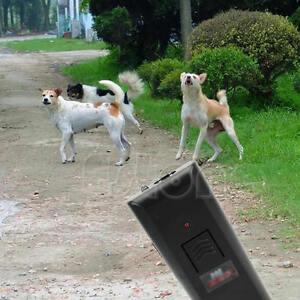 Ultrasonic-Anti-Bark-Aggressive-Barking-Stopper-Deterrent-Train-Dog-Pet-Repeller