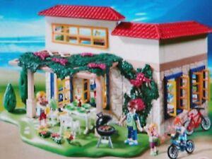 details zu playmobil piece de rechange maison de campagne 4857