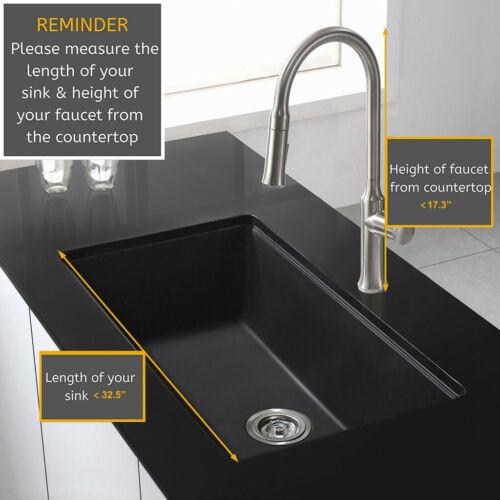 65cm 85cm 2 tier stainless steel over sink dish drying rack kitchen home holder kitchen dining bar kitchen storage organization
