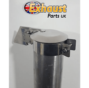 details about high quality stainless steel weather rain cap flap cover exhaust stack pipe