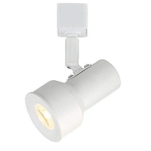 home furniture diy envirolite integrated led track lighting head step cylinder dimmable hardwired lighting