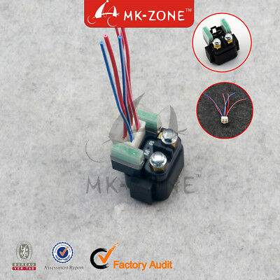 motor starter relay solenoid cable for yamaha grizzly yfm660 yfm 660 yxr rs  fz40  ebay
