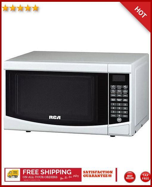 compact mini microwave oven low profile