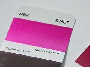 Peinture Auto Moto Kawasaki Ou Mbk Candy Fuschia 0 5l De Fond 0 5l Finition Ebay