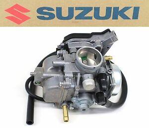 New Genuine Suzuki Carburetor 05 06 07 LTA400 F 400 Eiger