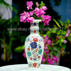 details about marble flower vase home decoration accessories living room table top flower pot