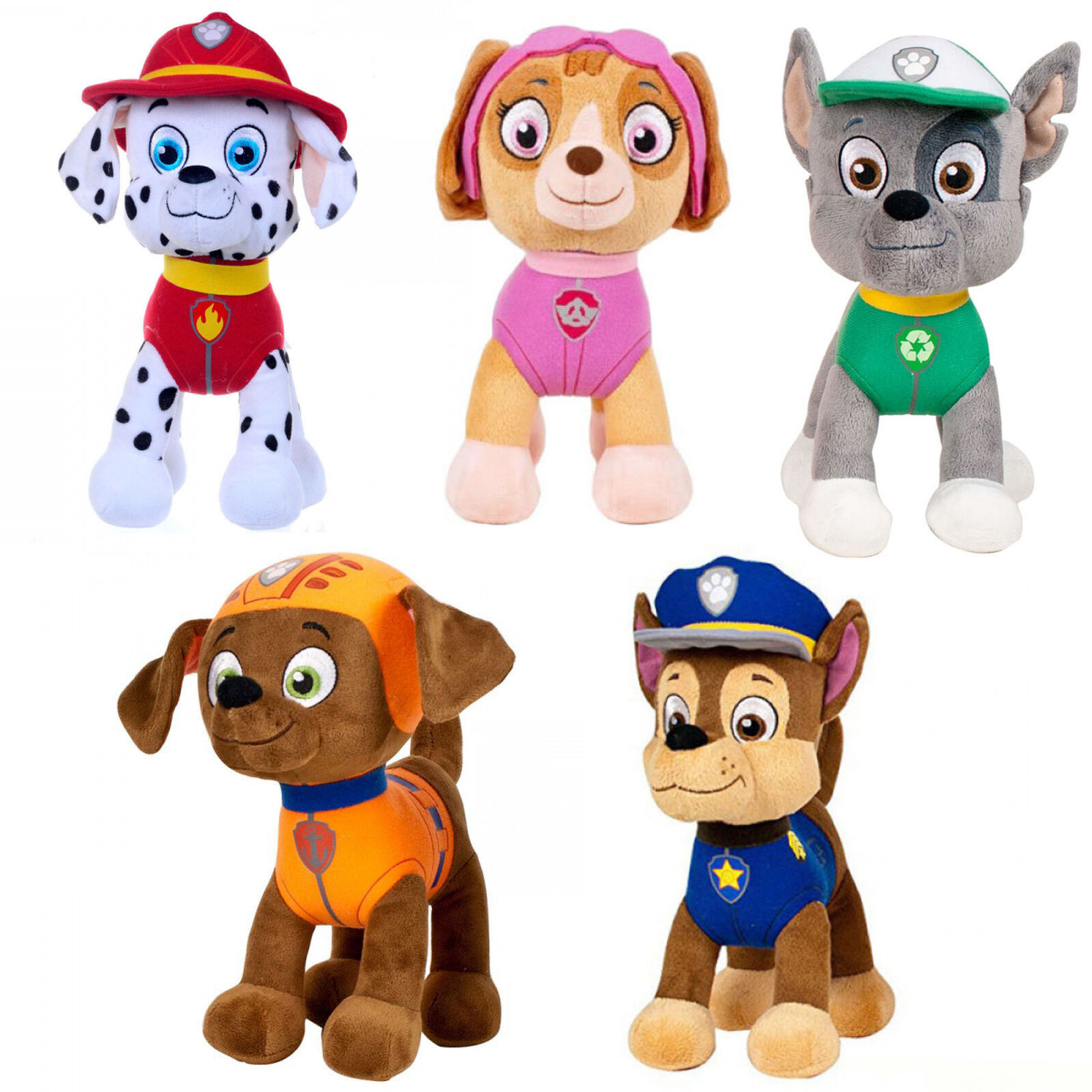 Paw Patrol Geofilter Options
