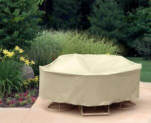 details about table chair patio furniture cover waterproof outdoor protection round 80 o