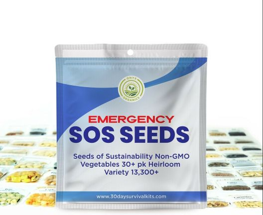 survival seeds emergency