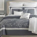 Pastille 10 5 Piece King Comforter Set Gray Cream T459 For Sale Online