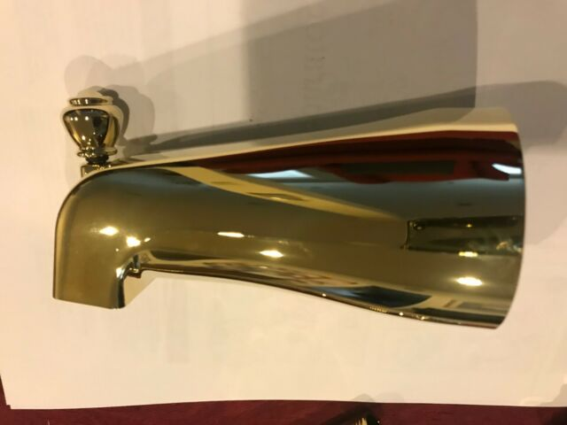 moen 3807p monticello diverter spout in polished brass