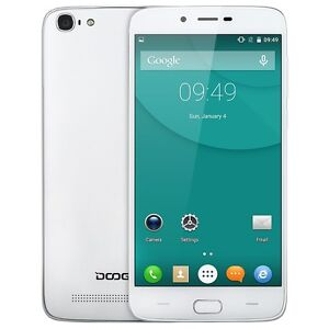 "Doogee Y200 5.5"" 4G Android Smartphone Unlocked Quad Core Hotknot 2G 32G OTG OTA"