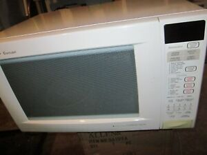 details about sharp carousel ii convection microwave oven model 930aw p local pick up only
