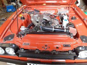 Ford Capri AJ 3.0 Duratec project