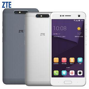 Original ZTE Blade V8 5.2'' 4GB 64GB Snapdragon 435 Octa Core Dual Back Camera