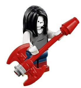 LEGO DIMENSIONS MINIFIGURE ADVENTURE TIME MARCELINE THE VAMPIRE     Image is loading LEGO DIMENSIONS MINIFIGURE ADVENTURE TIME MARCELINE  THE VAMPIRE