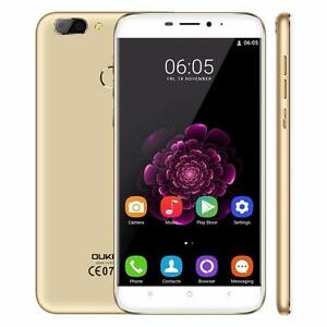 "Oukitel U20 Plus Quad Core 5.5"" 4G LTE FHD Screen 2G+16G Android 6.0 Smartphone"