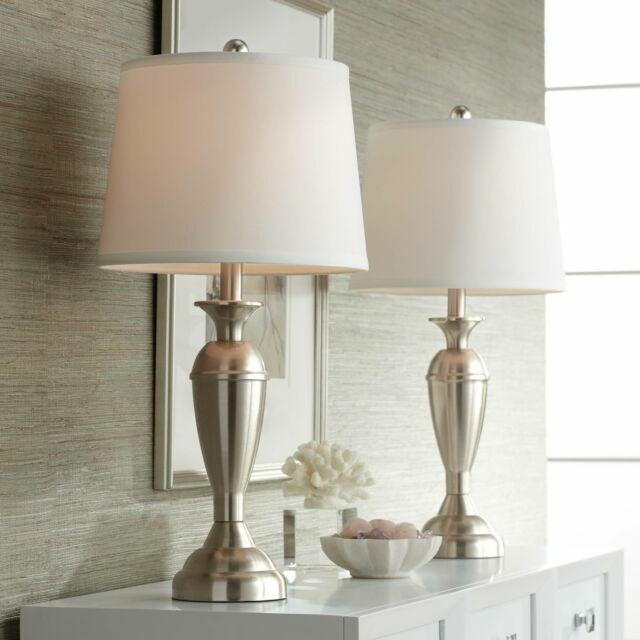 regency hill tt052201 blair modern table lamp set of 2