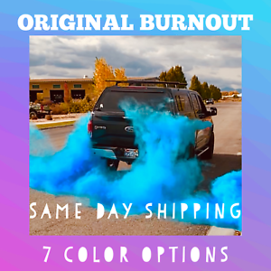 details about holi color powder tire burnout bag gender reveal ideas colored exhaust smoke