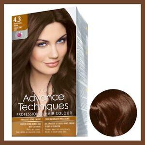 details zu coloration cheveux chatain fonce dore 4 3 avon colour neuf