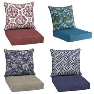 outdoor deep seat chair patio cushions