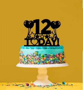Birthday Cake For 12 Year Old Boy
