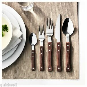 Image Result For Rustic Flatware Set Ebay