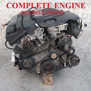 BMW 1 3 Series e87 e90 e91 120i 320i 150HP Bare Engine