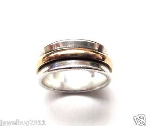 image is loading james avery retired gold center wedding band ring