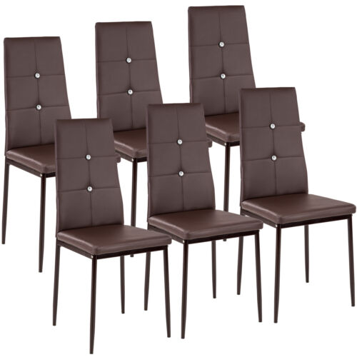 stuhle 6x chaise de salle a manger ensemble meuble salon design chaises de cuisine marr mobel wohnen blowmind com br