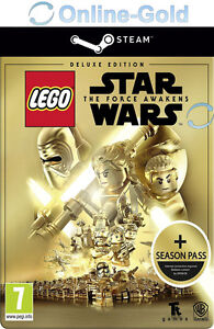 Details Zu Lego Star Wars Das Erwachen Der Macht Deluxe Edition Key Steam Pc Game Deeu
