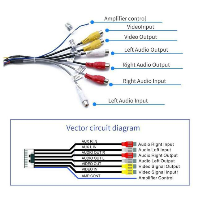 usb to rca cable wiring diagram  seat belt wiring diagrams