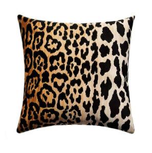 leopard print pillow covers online