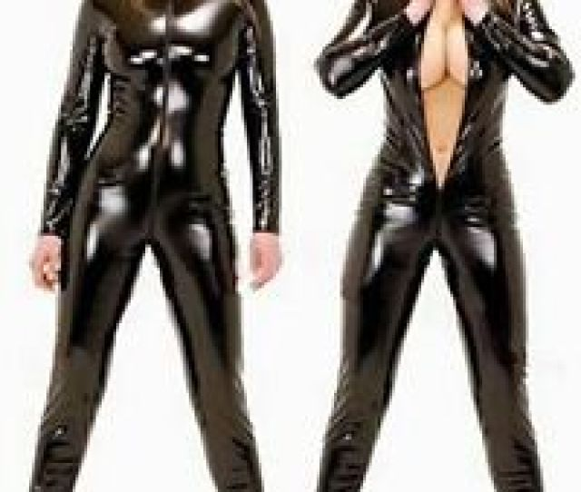Image Is Loading Plus Size Sexy Shiny Lycra Zentai Wet Look