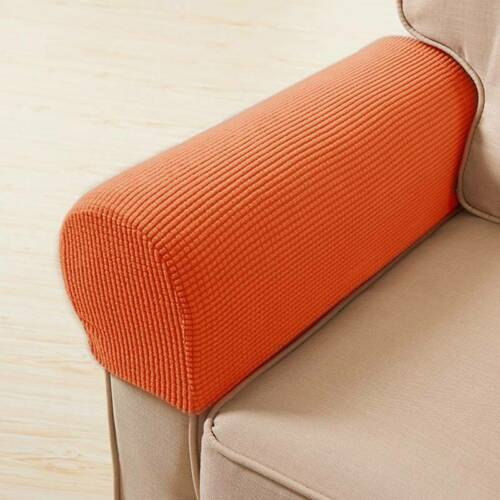 2pcs armrest furniture sofa arm rest covers anti slip couch arm protector cover