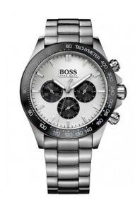 New Hugo Boss 1512964 Mens Stainless Steel Chronograph Watch 2 Years Warranty Ebay