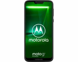 MOTOROLA Moto G7 Power Smartphone 64GB Ceramic Black 12MP Dual SIM NEU OVP