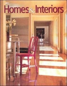 HOMES TODAY and TOMORROW  Homes and Interiors by Ruth F  Sherwood     Stock photo