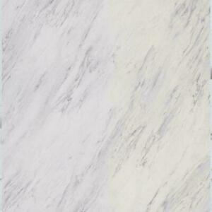 details about trafficmaster carrara marble 18 x 18 peel and stick vinyl tile 27sqft