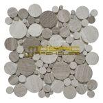Marble Wall Floor Kitchen Backsplash Bathroom Mosaic Tile Mm 9102 White Oak For Sale Online