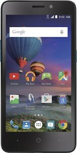Simple Mobile,T mobile,Lyca Mobile ZTE Midnight Pro 4G LTE with 8GB Memory smart
