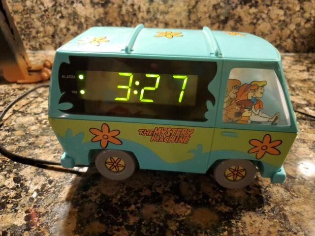 Scooby Doo Alarm Clock Mystery Machine