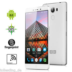 "5.5"" Elephone P9000 4G Smartphone Mobile Phone Android 6.0 Octa Core 2.0GHz 32G"