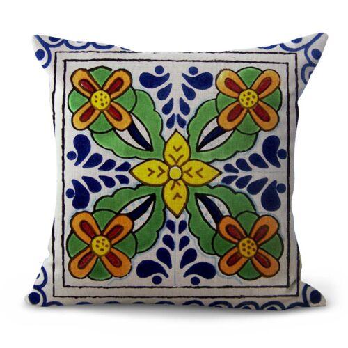 dekoration 10pcs wholesale pillow covers cushion covers mexican talavera mobel wohnen breathtime kz